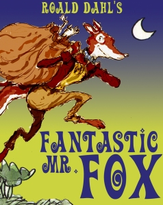 Fantastic Mr. Fox is one of Roald Dahl's great tales. Photo from theplayerstheatre.org.