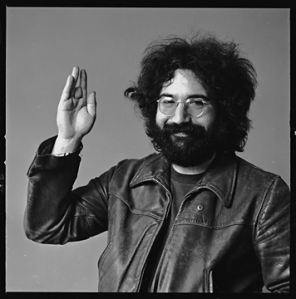 There he is...MY man, Jerry Garcia. Photo from jerryfest.com.