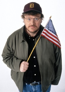 Michael Moore's new comedy festival will definitely turn some heads. Photo from mifilmtourage.com.