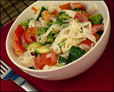 Yum! Deliciousness. Photo from hungrygirl.com.